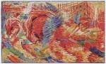 Umberto Boccioni, The City Rise, 1910